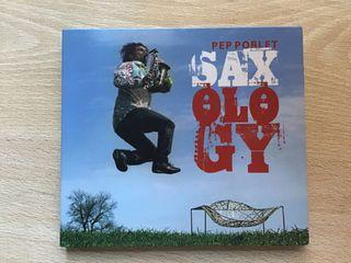 PEP POBLET CD SAXOLOGY