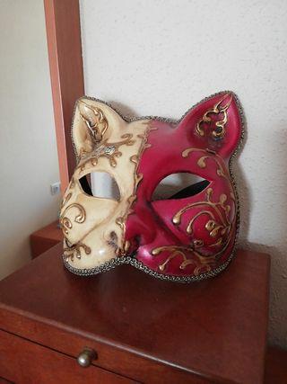 Máscara de carnaval de Venecia