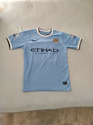 Camiseta futbol mnachester city Gallagher