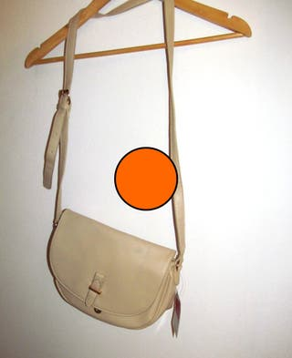 Bolso color crema paco martinez