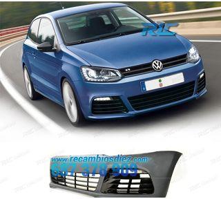 PARAGOLPES DELANTERO VW POLO 09- LOOK R20