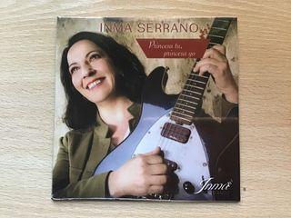 INMA SERRANO CD SINGLE PRINCESA TU, PRINCESA YO
