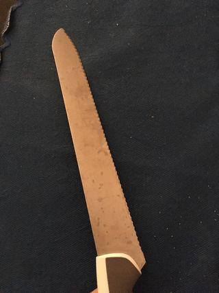 Cuchillo pan nuevo