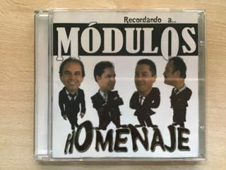 RECORDANDO A MÓDULOS CD HOMENAJE