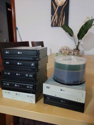 lote grabadoras