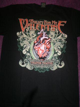 Camiseta Bullet For My Valentine 12€