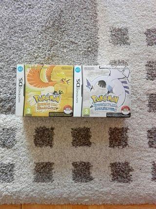 Pack Pokemon Nintendo DS