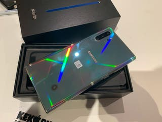 Samsung Galaxy Note 10 plus 256gb
