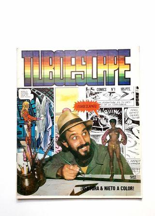TUBOESCAPE N. 1. Cómics de 1983