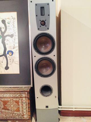 Altavoces DALI IKON + Amplificador Primare I-21