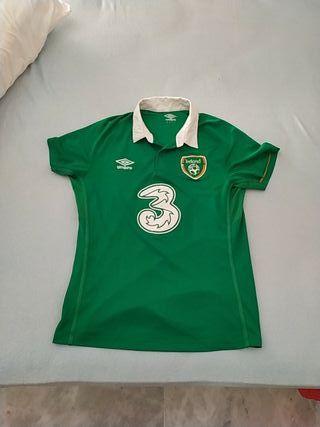 camiseta futbol irlanda