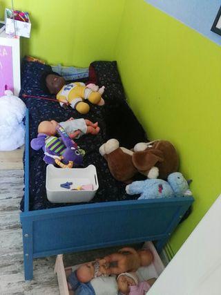Cama infantil Ikea + colchón