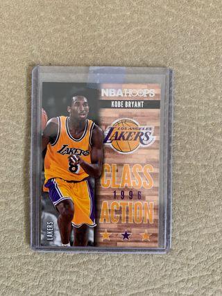 Carta o cromo de Kobe Bryant NBA Hoops
