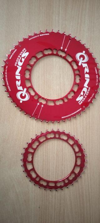 Platos Rotor Q rings 50-34