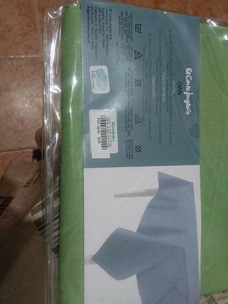 mantel de mesa resinado