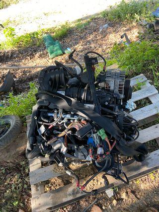 Motor de bmw serie 1