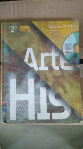 Libro Historia del Arte