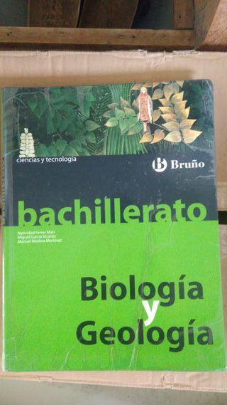 Libro Biología y Geología