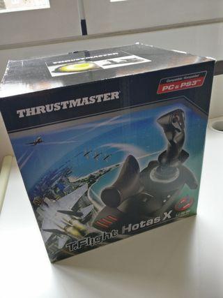 Trustmaster Flight Hotas X (PC / Ps3)