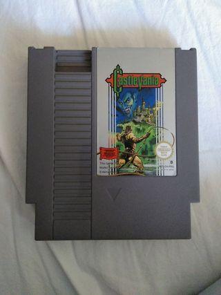 Castlevania Nintendo nes