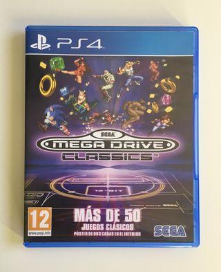 Juego de PS4 SEGA Mega Drive Classics