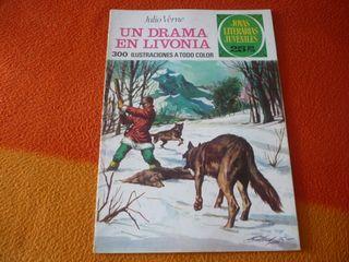 JOYAS LITERARIAS JUVENILES Nº 161 UN DRAMA EN LIVO
