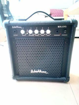 Amplificador guitarra 15 W