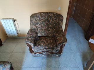 sillón 3 plazas mas 2 sillones