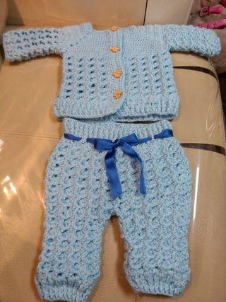 bébé crochet
