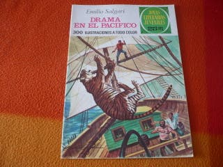JOYAS LITERARIAS JUVENILES Nº 162 DRAMA EN EL PACI