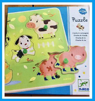 Puzzle DJECO