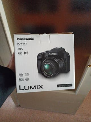 Cámara Panasonic Lumix DC-FZ82