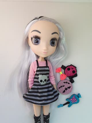 Muñeca Shibajuku descatalogada