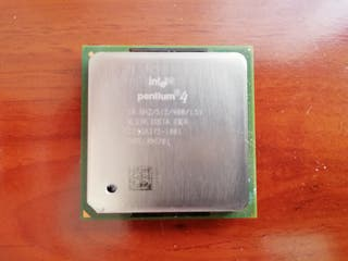 Procesador Intel Pentium 4 - Socket 478
