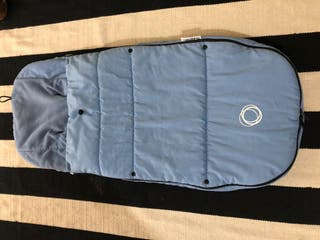 Saco bugaboo ice blue
