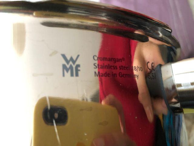 WMF Perfect 6.5 L Cuerpo olla rapida + Cesta