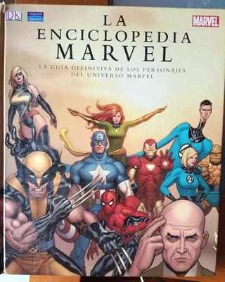 Enciclopedia Marvel.