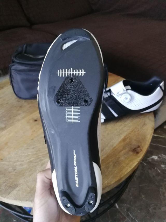 zapatillas ciclismo giro factor Techlace