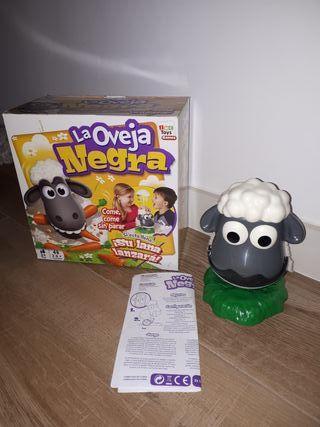 juego la oveja negra