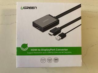 Convertidor HDMI a DisplayPort