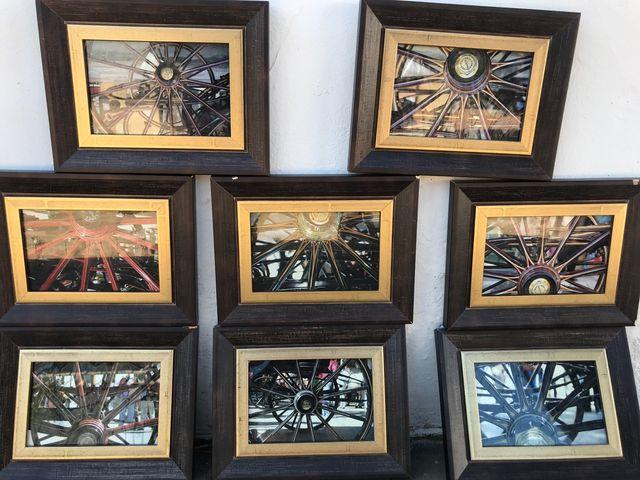 Colección cuadros