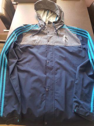 Chubasquero Adidas Real Madrid