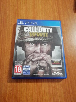 juego ps4 call or duty