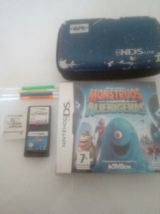 lote nintendo ds