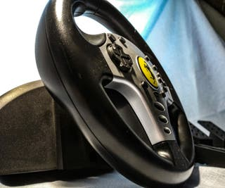volante Ferrari Challenge Wheel para pc o ps3