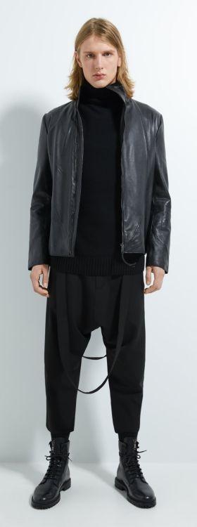 Cazadora de Zara de Piel A ESTRENAR (XL)