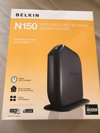 Modem router Belkin