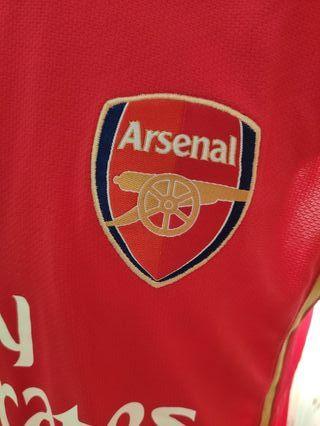 Camiseta fútbol Arsenal Inglés 2006