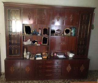 Oferton armario aparador madera de roble nuevo
