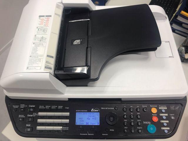Impresora multifuncional KYOCERA ECOSYS M2535dn